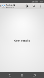 Sony D5103 Xperia T3 - E-mail - handmatig instellen - Stap 18