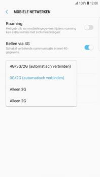 Samsung Galaxy S6 edge+ - Android Nougat - 4G instellen  - Toestel instellen voor 4G - Stap 7