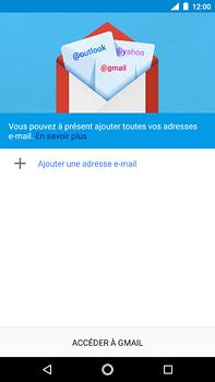 Nokia 6 (2018) - E-mail - Configuration manuelle - Étape 6