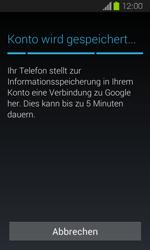 Samsung Galaxy Express - Apps - Einrichten des App Stores - Schritt 17