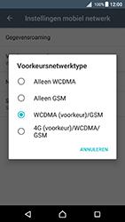 Sony F5121 Xperia X - Android Nougat - 4G instellen  - Toestel instellen voor 4G - Stap 7