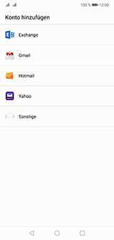 Huawei P20 Lite - E-Mail - Konto einrichten (outlook) - 4 / 12