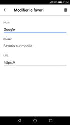 Huawei P10 - Android Oreo - Internet - Navigation sur Internet - Étape 9