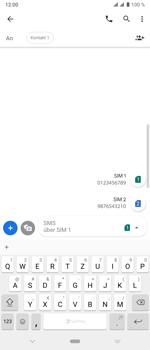 Sony Xperia 10 Plus - MMS - Erstellen und senden - Schritt 10