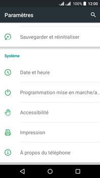 Acer Liquid Z630 - Téléphone mobile - réinitialisation de la configuration d
