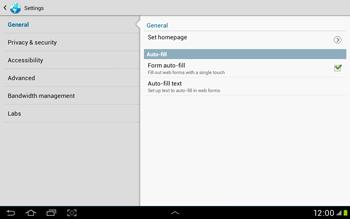 Samsung Galaxy Tab 2 10.1 - Internet and data roaming - Manual configuration - Step 21
