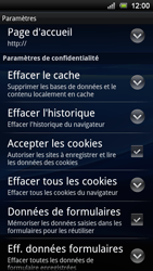 Sony Xperia Ray - Internet - Configuration manuelle - Étape 15