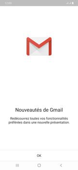 Samsung Galaxy A50 - E-mails - Ajouter ou modifier votre compte Gmail - Étape 5