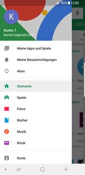 Samsung Galaxy S8 - Android Oreo - Apps - Nach App-Updates suchen - Schritt 5