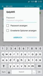 Samsung G925F Galaxy S6 Edge - WLAN - Manuelle Konfiguration - Schritt 7