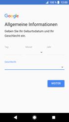 Sony Xperia XZ - Apps - Konto anlegen und einrichten - 9 / 20