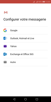Huawei Y7 (2018) - E-mail - 032a. Email wizard - Gmail - Étape 7