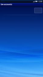 Sony Xperia X10 - E-mail - E-mails verzenden - Stap 4