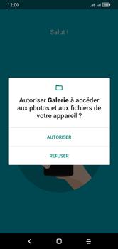 Alcatel 1S (2020) - Photos, vidéos, musique - Envoyer une photo via Bluetooth - Étape 4