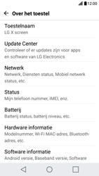 LG LG X Screen - software - update installeren zonder pc - stap 5