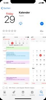 Apple iPhone X - Apps - Löschen und wiederherstellen von vorinstallierten iOS-Apps - 2 / 2