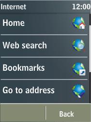 Nokia X3-02 - Internet - Internet browsing - Step 3