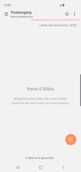 Samsung Galaxy S10 - E-Mail - E-Mail versenden - Schritt 21