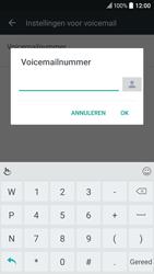HTC HTC 10 - Voicemail - Handmatig instellen - Stap 7