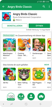 Samsung Galaxy Note9 - Apps - Installieren von Apps - Schritt 16