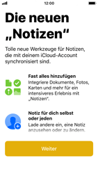 Apple iPhone 5s - iOS 11 - Neue Funktionen der Notizen - 3 / 26