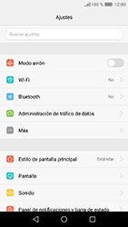 Huawei Y6 (2017) - Internet - Ver uso de datos - Paso 3