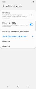 Samsung Galaxy Z Flip - internet - activeer 4G Internet - stap 7