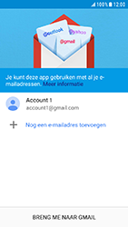 Samsung Galaxy Xcover 4 - E-mail - Handmatig instellen (gmail) - Stap 15
