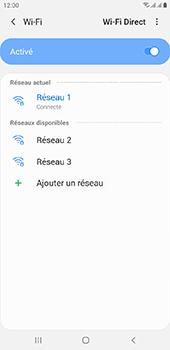 Samsung Galaxy J6 Plus - Wifi - configuration manuelle - Étape 8