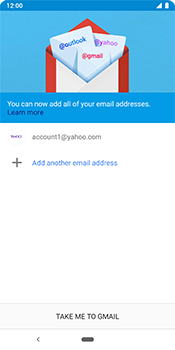 Google Pixel 3 - Email - 032b. Email wizard - Yahoo - Step 13