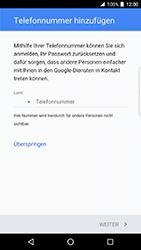 BlackBerry DTEK 50 - Apps - Konto anlegen und einrichten - Schritt 14