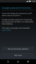 HTC One M8 - Applications - Setting up the application store - Step 12