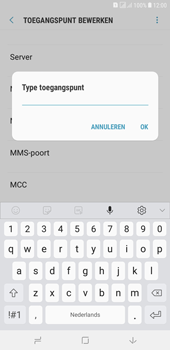 Samsung Galaxy J4 Plus - internet - handmatig instellen - stap 15