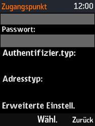 Nokia 3310 - Internet - Apn-Einstellungen - 13 / 22