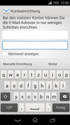 Sony D2203 Xperia E3 - E-Mail - Konto einrichten - Schritt 6