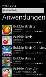 Nokia Lumia 1020 - Apps - Einrichten des App Stores - Schritt 7