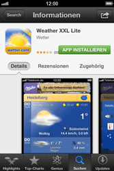 Apple iPhone 4 - Apps - Herunterladen - 13 / 20