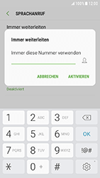Samsung G390F Galaxy Xcover 4 - Anrufe - Rufumleitungen setzen und löschen - Schritt 11