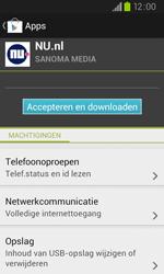 Samsung I9105P Galaxy S II Plus - apps - app store gebruiken - stap 8