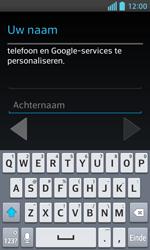LG E460 Optimus L5 II - apps - account instellen - stap 6