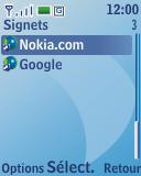 Nokia 3110 classic - Internet - navigation sur Internet - Étape 9