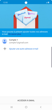 Samsung Galaxy Note 10 Plus 5G - E-mail - 032a. Email wizard - Gmail - Étape 13