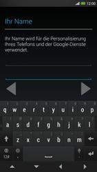 HTC One Max - Apps - Konto anlegen und einrichten - 6 / 22