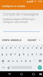 Wiko U-Feel Lite - E-mail - Configuration manuelle (outlook) - Étape 10