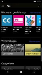 Microsoft Lumia 950 - Applicaties - Download apps - Stap 10