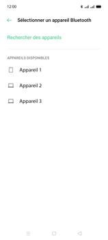 Oppo A15 - Photos, vidéos, musique - Envoyer une photo via Bluetooth - Étape 14