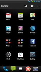 HTC Desire 516 - Internet - Manual configuration - Step 18