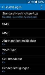 Samsung G318H Galaxy Trend 2 Lite - SMS - Manuelle Konfiguration - Schritt 7