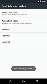 Android One GM5Plus DS - Bellen - in het buitenland - Stap 10