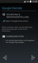Samsung Galaxy Core Prime - Apps - Konto anlegen und einrichten - 14 / 23